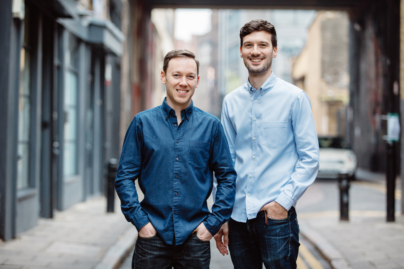 Daen Heuston and Thomas Belloy, Founders of Vitality+Awesomeness