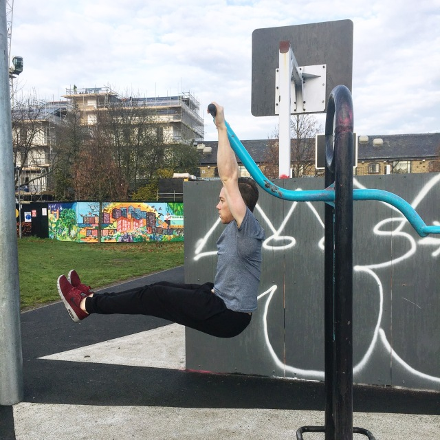 Cashless Workout by Personal Trainer Daen Heuston from Vitality+Awesomeness