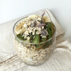 Overnight Oats: It's All About What You Do With Them!