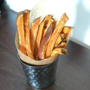 How to Make Sweet Potato Chips At Home